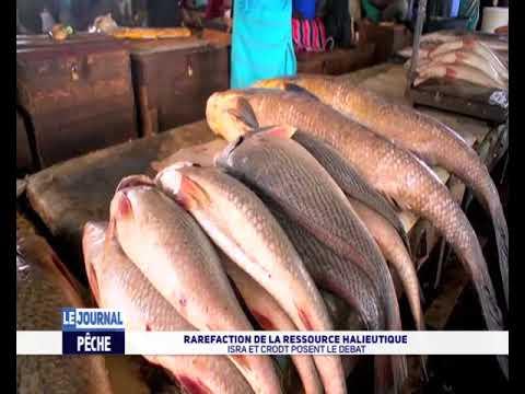 FIARA 2018 : L'ISRA fait un zoom sur la recherche halieutique