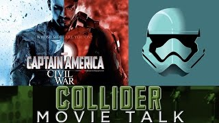 Collider Movie Talk – Captain America: Civil War Plays Nice With Star Wars