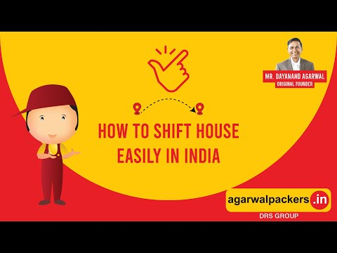 Agarwal packers and movers - Packing Process