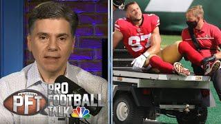 NFLPA backs San Francisco 49ers' complaints over MetLife turf | Pro Football Talk | NBC Sports
