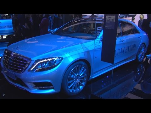 @MercedesBenz S 500 e Limousine (2017) Exterior and Interior in 3D