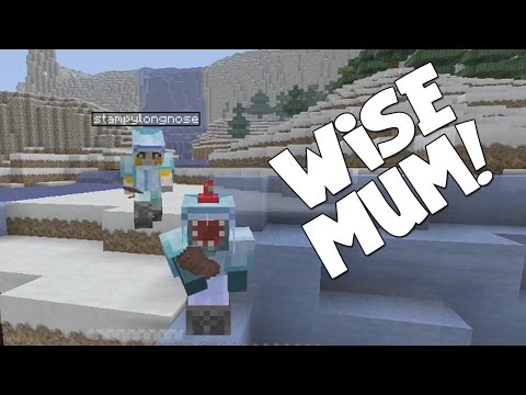 Minecraft Xbox - The Forgotten Vale - Stampy's Wise Mum! [7] - iBallisticSquid  - 06HbvhiwEy0 -