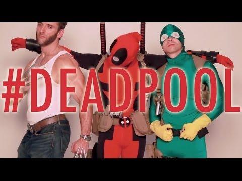 Baixar Deadpool - A Blurred Lines Parody