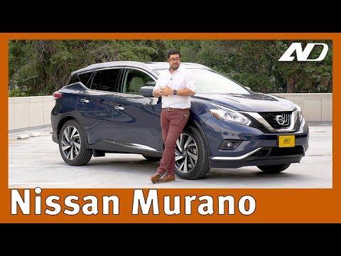 Nissan Murano - Volvió y volvió guapa