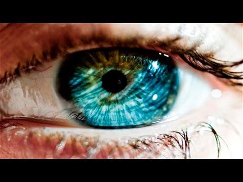 Mensajes subliminales para modificar el ADN cambiar el color ojos a azul