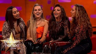 Little Mix Wow Graham By Singing In Japanese | The Graham Norton Show