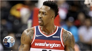 Clippers over Lakers? Dwight Howard's future with the Wizards?   Jalen & Jacoby