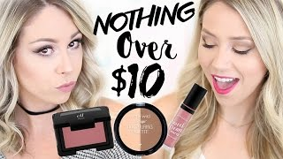 NOTHING OVER $10 TAG