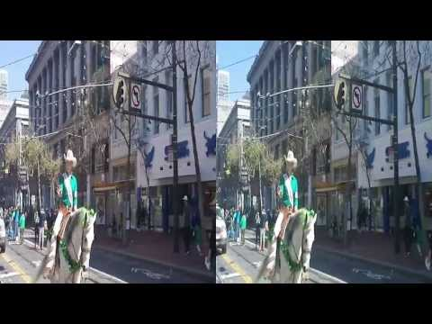 Miss California Rodeo Salinas@ St Patrick's Day Parade (YT3D:Enable=True)