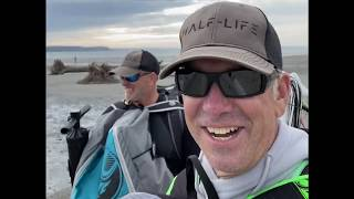 Kitesurfing Seattle | My first day at Jetty Island