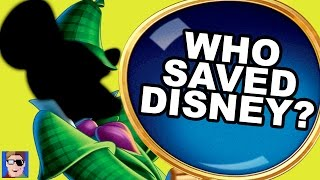 The Mouse Who Saved Disney