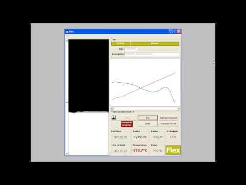 Flexímetro Óptico Misura® FLEX