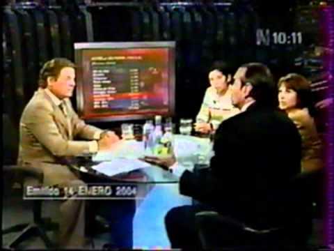 Licores: 2004 Entrevista en Canal N con Ing. Ana Maria Coronado