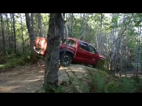 2016 Toyota Tacoma TRD Off-Road Sizzle Reel