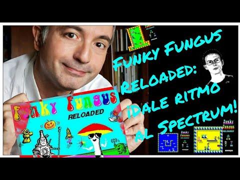 Canal Homebrew: Funky Fungus Reloaded (Alessandro Grussu) con comentario del autor