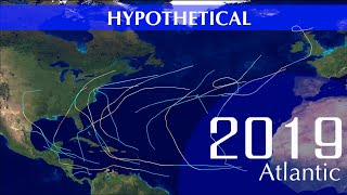 2019 Hypothetical Atlantic Hurricane Season