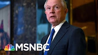 "Attorney General Jeff Sessions Resigning Would ""Cause A Crisis In Congress"" 