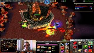 Warcraft 3 - 786 (Badass Warchasers Custom RPG - LONG!)