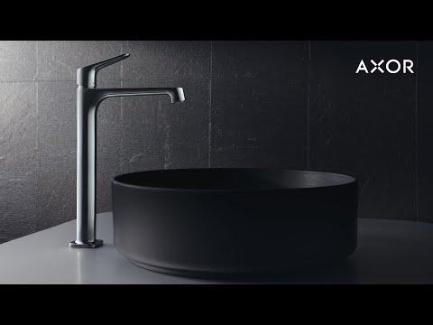 AXOR Citterio M | Неподвластные времени изящные смесители для ванной