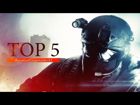 top 5 hd android games 2014