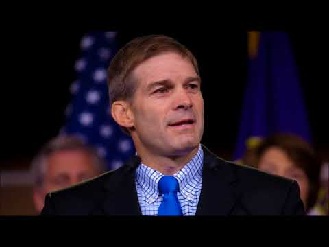Jim Jordan Reacts to Susan Rice's Inauguration Day Email