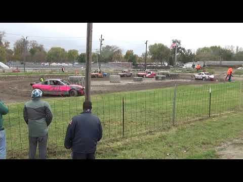 Halloween Bump'n'  Grind (Youth) Heat 1 (Bay County fairgrounds) Bay City,Michigan