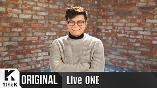 Live ONE(라이브원) Full ver: Shin Yong Jae(신용재)_Color Autumn with his Deep Sentiments!  'Lean On(빌려줄게)'