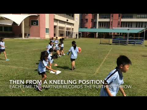 Physical Education in the PYP