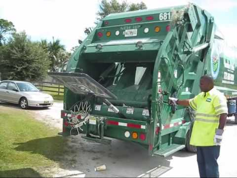 Types Of Quot Garbage Truck Quot Youtube