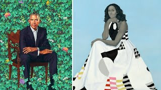 Portrait of a (First) Lady: The Obamas unveil new paintings