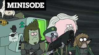 Sneak Peek | Regular Show: The Movie | Cartoon Network