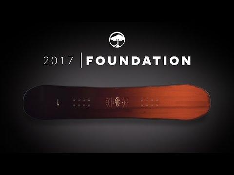 Arbor Foundation Snowboard 155