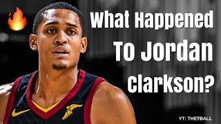 What Happened to Jordan Clarkson in the NBA Playoffs? | No-Show for LeBron & Cleveland Cavaliers!