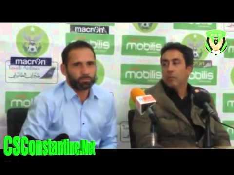 Didier Gomes Da Rosa nouvel entraineur du CSC