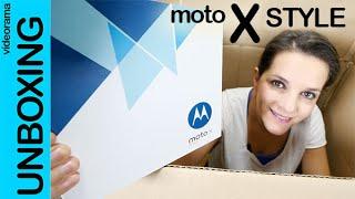 Video Motorola Moto X Style 32GB Negro 077dV-HMIyg