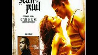 Sean Paul Ft. Keshia Cole - Give It Up To Me