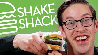 Keith Eats Everything At Shake Shack
