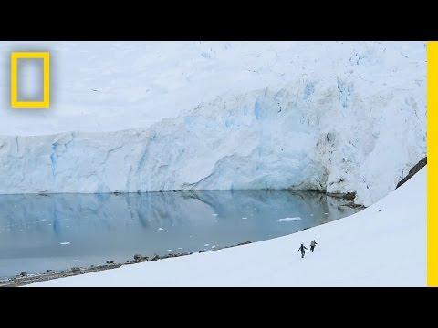 Glaciers: Antarctica