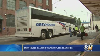 Greyhound Says It Will No Longer Allow Immigration Checks On Buses