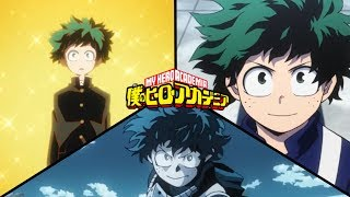 Analyzing and Comparing Boku No Hero Academia's 3rd OP
