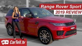 2019 Range Rover Sport Review - Australia
