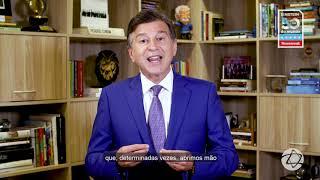 Novo coronavírus - Recado do dr. Claudio Lottenberg