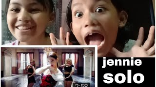 Kids react to jennie 'SOLO'