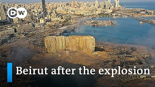Beirut explosion: What happened and who is responsible? | DW News