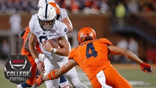 College football highlights: Penn State rolls past Illinois 63-24 | ESPN