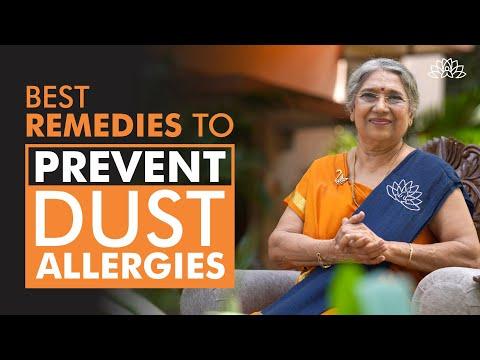 How to Cure Dust Allergies through Yoga   Dr. Hansaji Yogendra