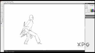 Speed animation (Flash)