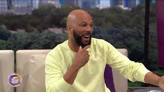 Sister Circle | Love & Life with Common  | TVONE