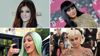 Kylie Jenner's 21-Year Hair Journey | Glamour