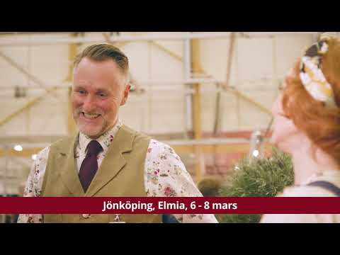 Bomässan - Dryck & Deli - Trädgårdsmässan Jönköping 2020